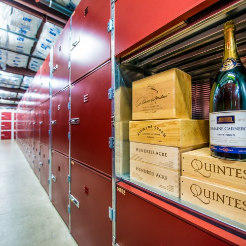 Client: Napa Valley Wine Storage