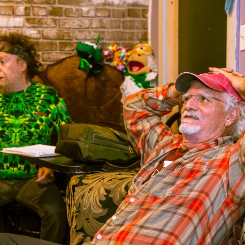 Bill Kreutzmann & David Nelson—Zodiacs, Petaluma 12/2/14