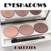 Pressed Eyeshadows