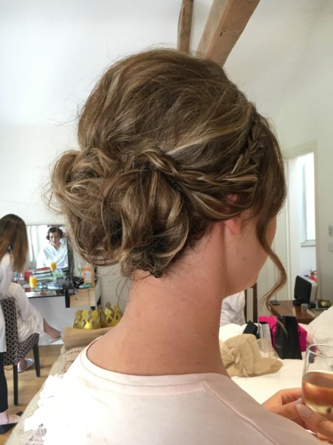 bridal hair course | mink studios