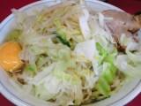 2011/08/29 ラーメン二郎一之江 大汁なし