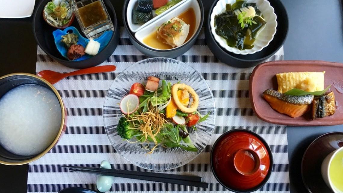 2016年ゴールデンウィーク エクシブ琵琶湖宿泊記 日本海で朝食を
