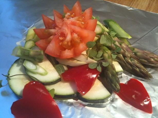 Grønnsakspakke