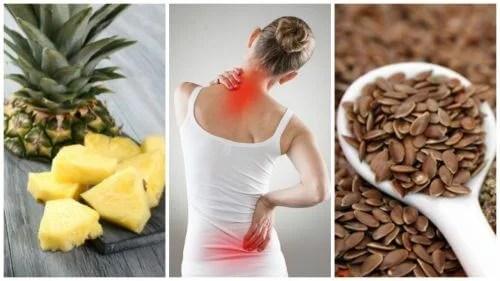 痛みを和らげ炎癥を抑える7つの食べ物 — みんな健康