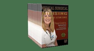 Medical Surgical Nursing DVDs
