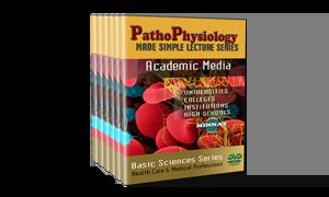 Pathophysiology DVDs