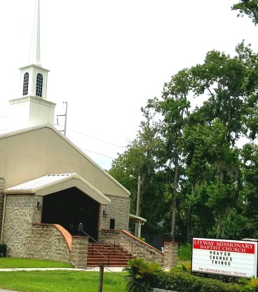 626 Baptist churches everywhere in Savannah