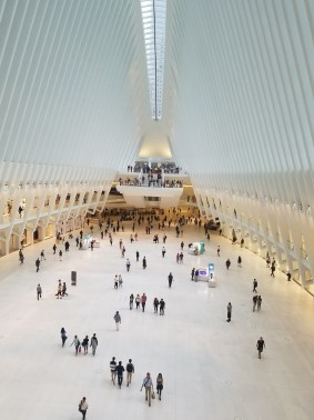 72717 Oculus new WTC transport hub