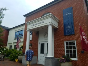 81817. Whaling museum. Nantucket