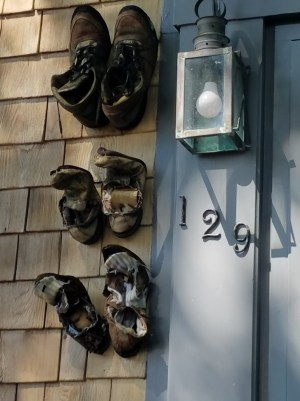 82017 shoes tacked by front door nantucket