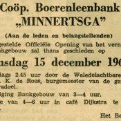Rabobank 60 jaar bestaan en wat daaraan vooraf ging