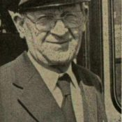 L.A.B.O. chauffeur Dirk Kuiken hield er mee op (1979)