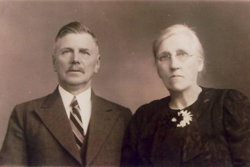 Jacob en Trijntje Jaarsma-Winsemius