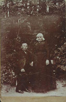 Albert Winsemius en Tietje Zondervan