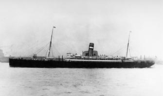 Schip de Noordam