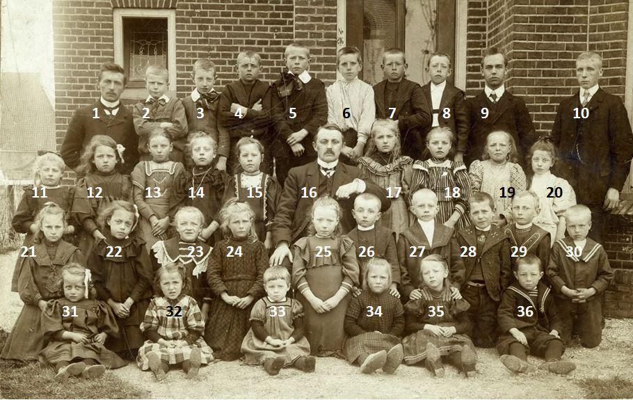 CLS-Omstreeks 1911-nummers