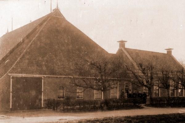 Boerderij Camstrawei, Firdgum
