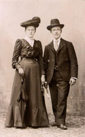 Janke Wierda en Ane Miedema