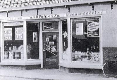 Winkel anno 1965