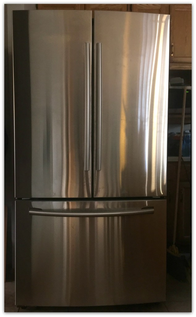 New Fridge I