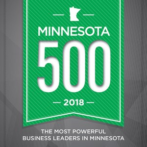 Cover of Minnesota 500, 2018 Edition