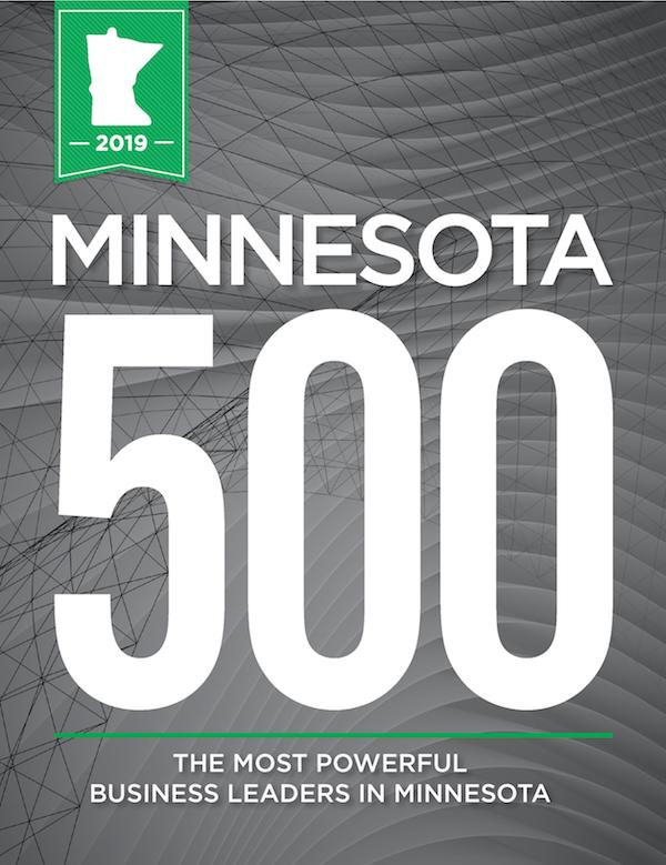 The cover of the Minnesota 500 (2019 edition)