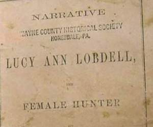 Lucy Lobdell - Book Cover
