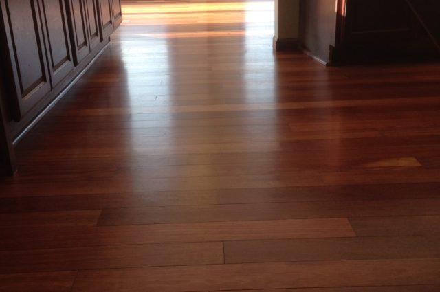 Refinishing Brazilian Cherry Wood Floors