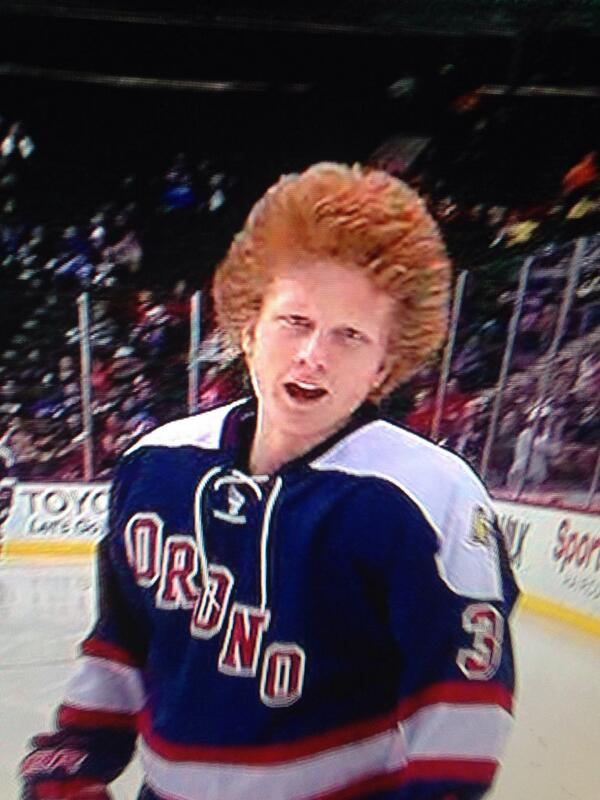 2014 All Hockey Hair Team Minnesota Hockey Magazine