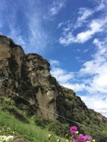 Cara del Inca - Incan face