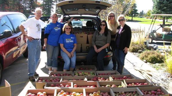 BlueCross and BlueShield of MN Volunteers