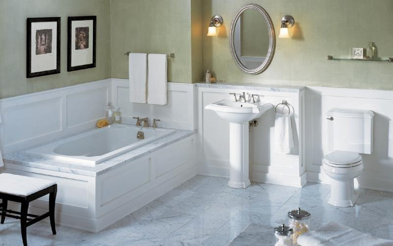 Match your bathroom to your imagination  Minnesota Rusco