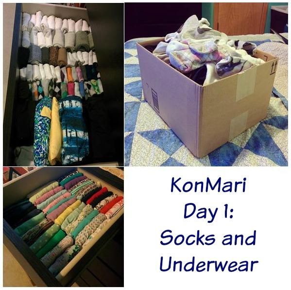 Konmari method of folding underwear 5ways2win com