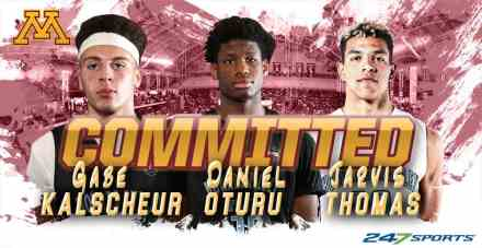 Pitino and Gophers have 2018 National Top 5 Class, after Kalscheur Commitment