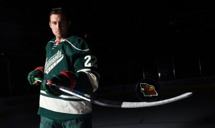 Nino Signs 5 Year Extension with the Wild