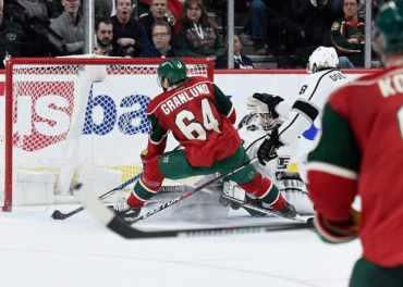 Wild and Granlund Agree to Extension Before Friday Deadline