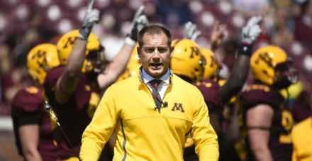 Are You In Love With PJ Fleck? I am.