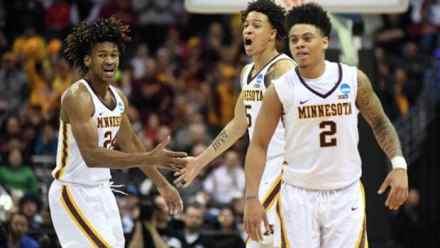 B1G Basketball Media Day; Mason, Coffey All-Preseason B1G