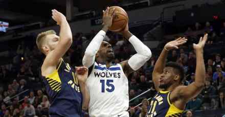 Timberwolves Lose to Pacers w/o Butler; Look to Rebound Wednesday vs Pistons
