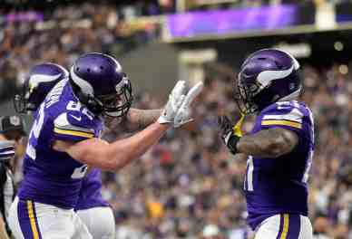 Vikings Favorites vs Ravens Sunday at U.S. Bank Stadium – Trap Game?