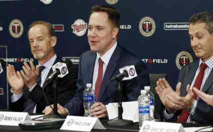 Twins Make Big Splash; Hire Baseball America Editor-in-Chief, John Manuel
