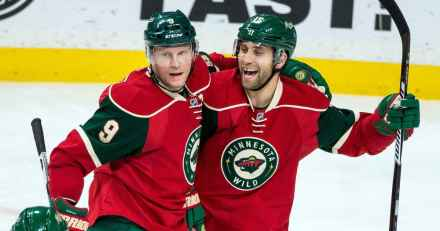 """Wild Look to Rebound in Canada """"Take-Two"""" vs Flames"""
