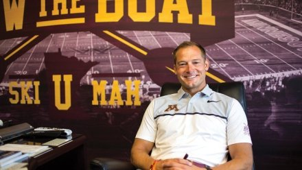This Thanksgiving, I am Thankful for PJ Fleck