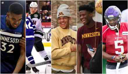 MINNESOTA SPORTS FAN DAILY: Thursday, November 9, 2017