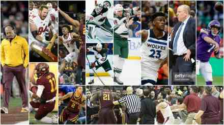 MINNESOTA SPORTS FAN DAILY: Sunday, November 26, 2017