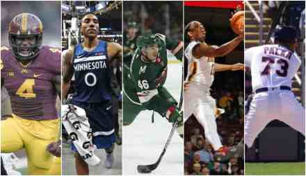 MINNESOTA SPORTS FAN DAILY: Saturday, November 4, 2017