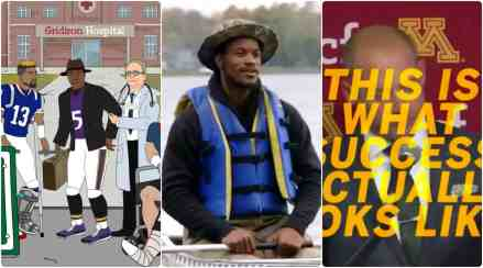 MUST WATCH: Teddy Bridgewater Gets Out of Shawshank; Jimmy Butler Goes Camping and More