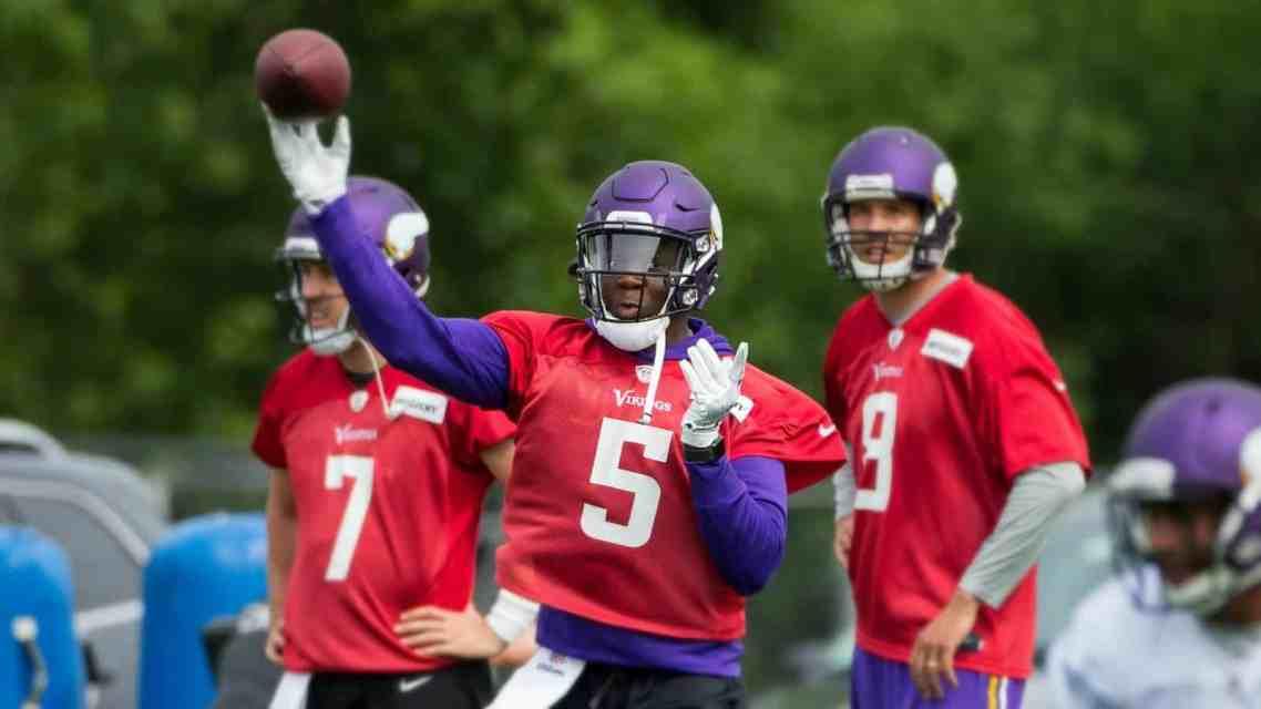 Johnny Minnesota On Vikings' QB Options: It's Time for …