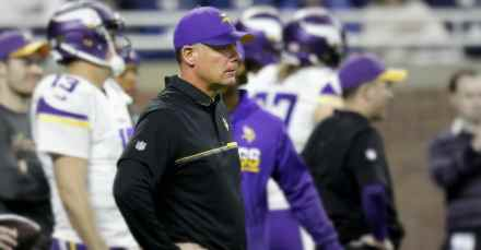 Pat Shurmur Likely 1.5-and-Done w/Vikings; Interviewing for New Jobs This Week