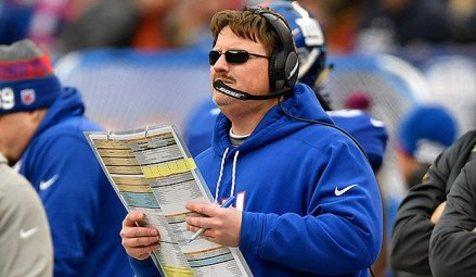 Shurmur Officially Out; McAdoo and McCoy Named as Possible Replacements